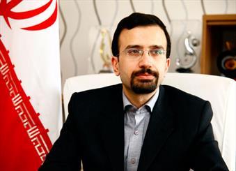حمید کارگر رئیس مرکز ملی فرش ایران