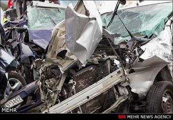70 درصد تصادفات فوتی در زنجان به علت نبستن کمربند ایمنی است