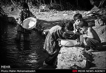 کودکان مناطق محروم سیستان و بلوچستان