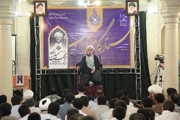 آیت الله استادی: زندگی شیخ محمد حسین زاهد مردم را به دینداری کشاند