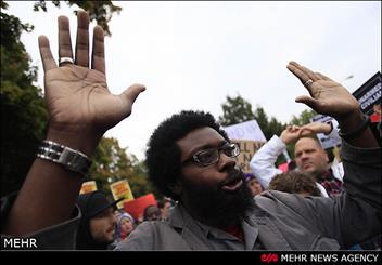 متهم تیراندازی در کلیسای سیاهپوستان آمریکا بازداشت شد