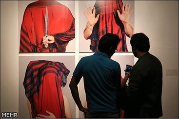 موزه هنرهای معاصر به تسخیر نوسنتگرایان درآمد/ نمایشگاهی مردانه در دستان یک زن