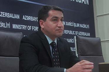 باكو: القمة الثلاثية بين ايران وتركيا وروسيا تصب في مصالح المنطقة برمتها