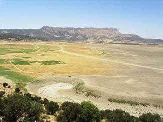 فروچاله دریاچه ارژن