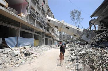 UN to launch reconstruction efforts in Gaza next week