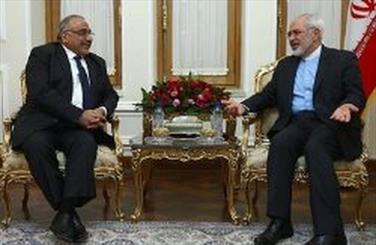 Iraqi oil minister meets with Iranian FM