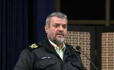 Hamadan police seizes $56mn of smuggled goods