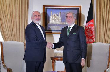 Iran against intervention policy: Zarif