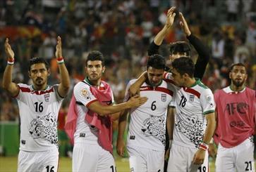 AFC votes against Iran's football team