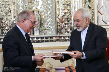Iran, Portugal unveil historical book on glorious Persian Empire
