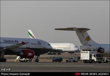 Kish intl. flights increased by 11%
