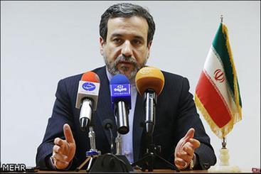 No sign of progress in talks: Araghchi