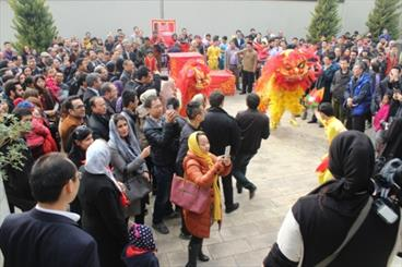 China Spring Festival held in embassy in Tehran