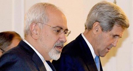 Zarif meets Kerry, to hold talks with Fabius