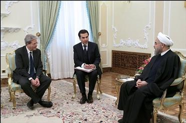 Rouhani: Iran 'very serious' in nuclear negotiations