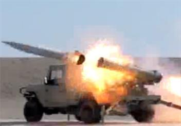 Iran's Army unveils five new weaponry