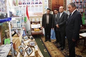 Iran ready to transfer medical knowledge to Tajikistan