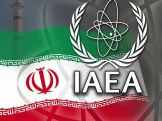Iran's uranium stockpile 5 times more than JCPOA limits: IAEA