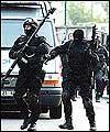 اعتقالات وكشف مخابئ اسلحه خلال عمليه للقوات الاميركيه والعراقيه في سامراء