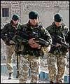 بريطانيا ستسحب 800 جندي من العراق قبل نهاية ايار/مايو