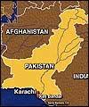 تفجير مبنى الاذاعة الحكومي في اقليم وزيرستان الباكستاني