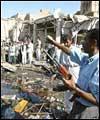 تفجير مسجد شيعي جنوب بغداد