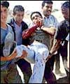 جرح خمسة فلسطينيين بنيران الجيش الصهيوني شمال غزة