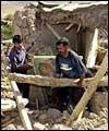 استمرار عمليات البحث عن الناجين من الزلزال بمحافظة لرستان