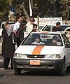 مرحله دوم از رده خارج كردن تاكسيهاي فرسوده در مشهد آغاز شد