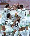 ايران تتأهل بجدارة الى نهائيات مونديال 2006