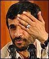 پارليمنٹ كے آذري نمائندوں نے نئے منتخب صدر ڈاكٹر احمدي نژاد سے ملاقات كي  : تصويري رپورٹ
