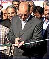 پل روگذر كردستان - ملاصدرا افتتاح شد