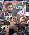 استقبال مردم از احمدي نژاد -سيستان بلوچستان