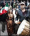 اكراد العراق يحتفلون بعيد نوروز