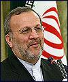 وزير الخارجية :  ايران لن تستخدم النفط كسلاح في النزاع النووي