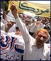 گزارش تصويري/ راهپيمايي ضدصهيونيستي نمازگزاران قم -1