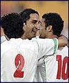 ايران تتأهل الى نهائيات كاس امم آسيا بعد تغلبها على تايوان 2/صفر
