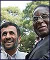 ايران وزيمبابوي يوقعان على 11 وثيقة تعاون