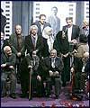 گزارش تصویری/ جشن بازیگران سینمای ایران ـ 1