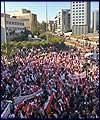 اعتصابات مخالفان دولت سنیوره وارد شصتمین روز خود شد