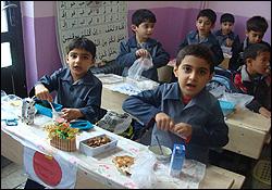 گازگرفتگی دانش آموزان مدرسه ای در شهریار/ابلاغ بخشنامه برای رفع مشکلات
