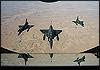 """مقاتلات فرنسية تشنّ هجماتها الأولى ضد """"داعش"""" بالعراق"""