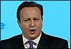 كاميرون يحذر من احتمال مهاجمة الارهابيين لبريطانيا