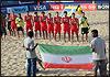 فيفا يدرج اسم مدرب ايراني ضمن قائمة اساتذة كرة القدم الشاطئية