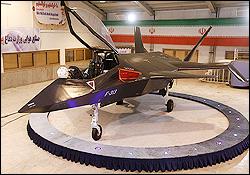 ازاحة الستارعن مقاتلة قاهر 313 المصنعة محليا