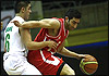 دیدار تیم های بسکتبال ایران و عراق