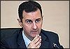 الأسد يدعو إلى تعاون دولي حقيقي للتغلب على الارهاب