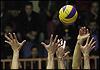 الفريق الايراني للكرة الطائرة يتأهل الى نصف نهائي الدوري العالمي