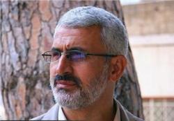 IRI Commander martyrs by Zionist regime