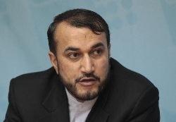 عبداللهيان : يجب مراقبة الحدود السورية لمنع ادخال الاسلحة